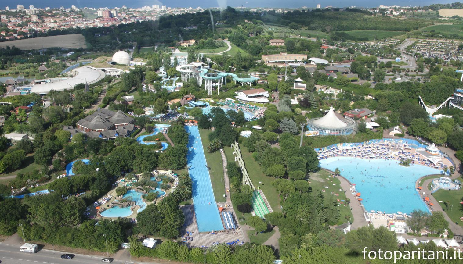 aquafan panoramica
