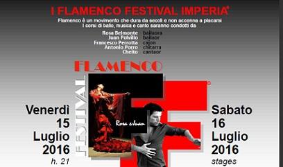Flamenco Festival logo