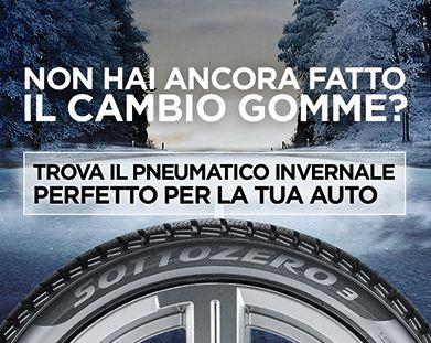 Pirelli penumatici invernali