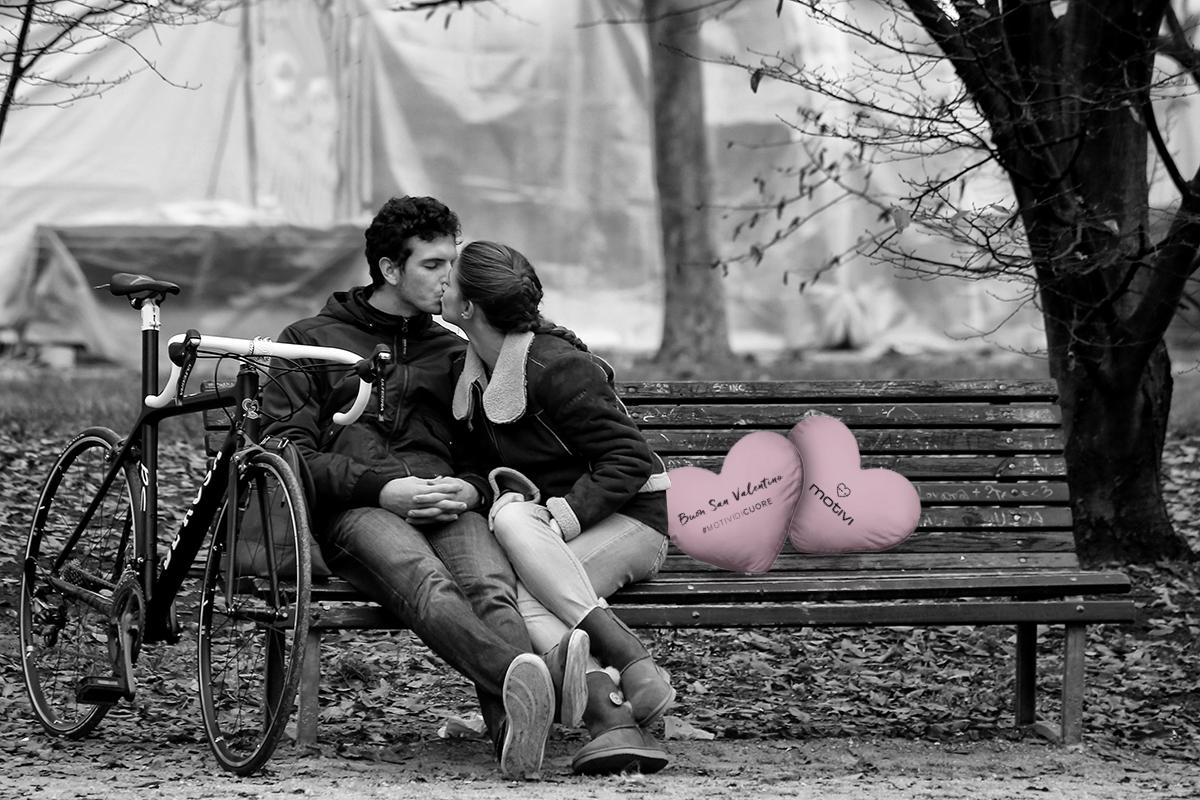 bacio san valentino