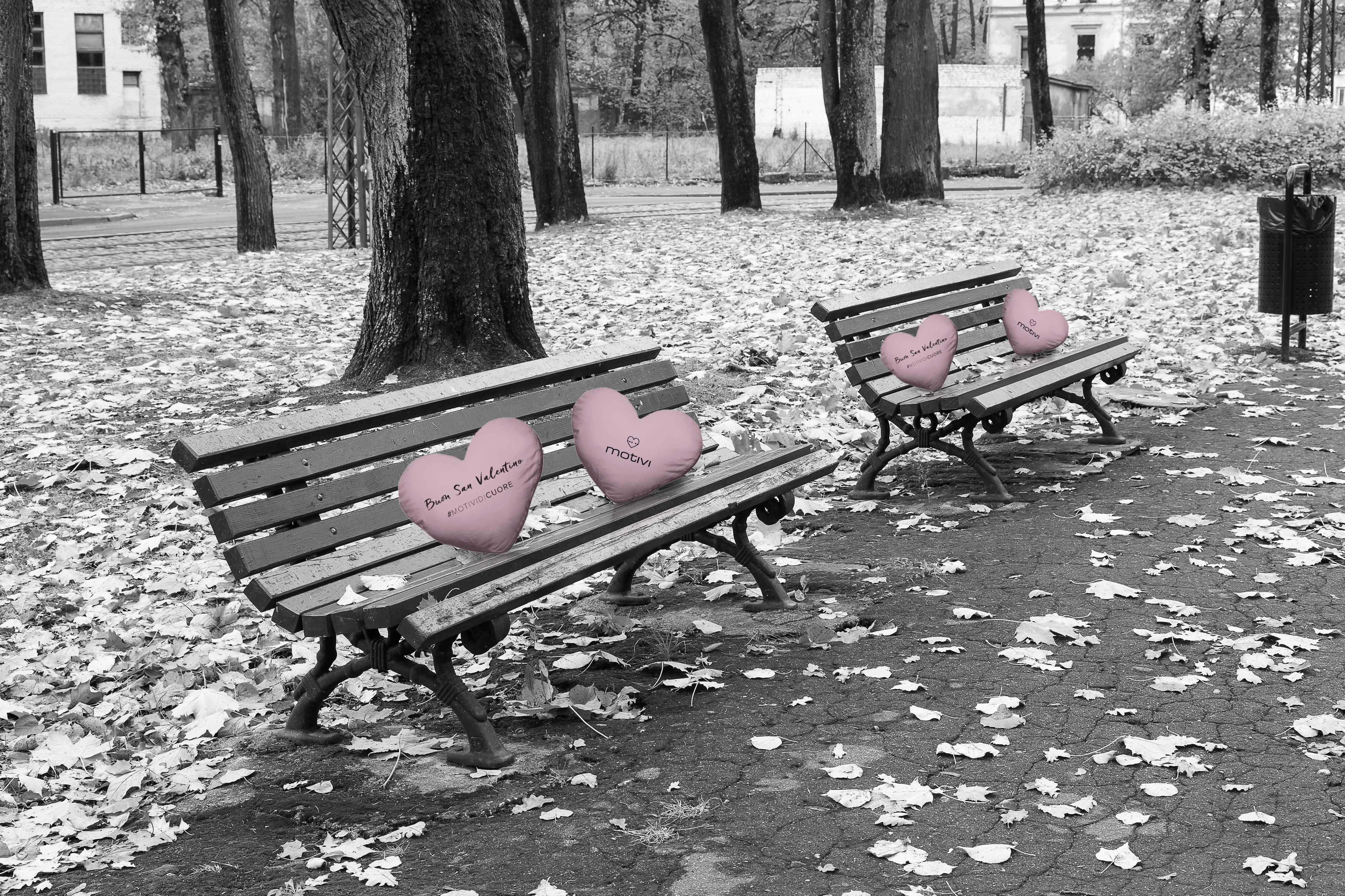 panchina san valentino