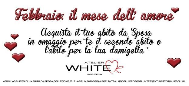 san valentino whiteMe
