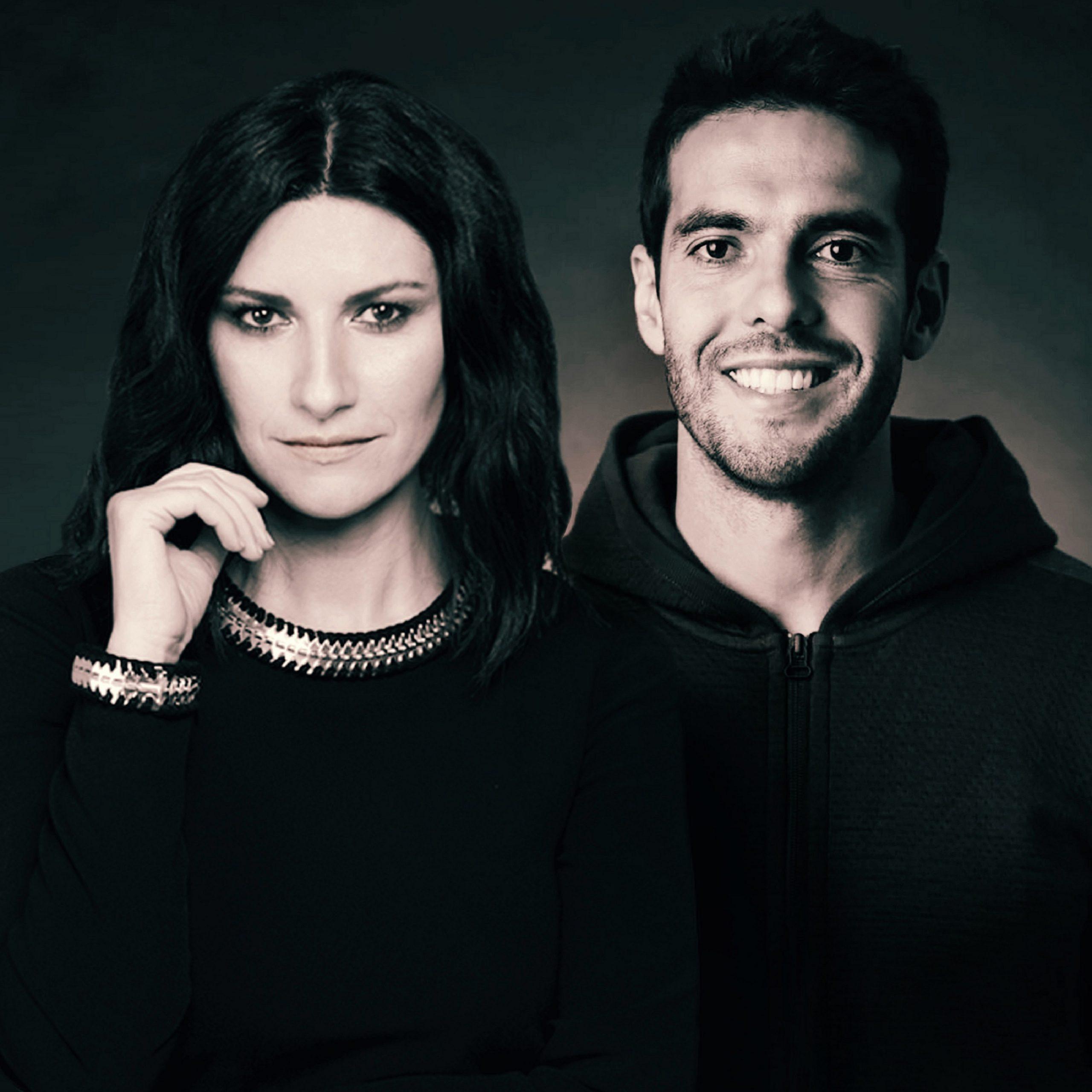 Laura Pausini e Kaka