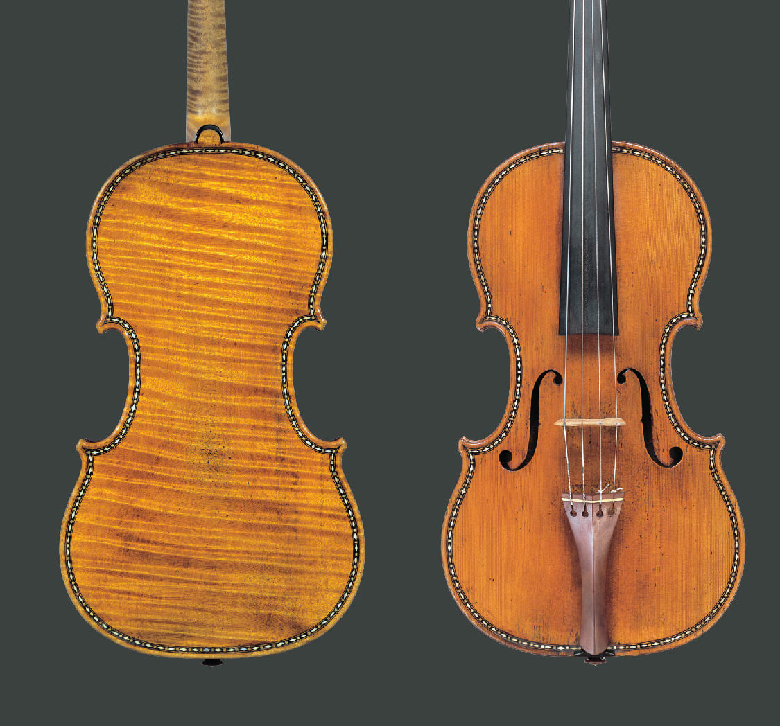 Stradivari 1679 Hellier